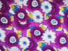 Bent Banani 100% Cotton Fabric Purple 14