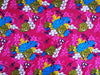 Bent Banani 100% Cotton Fabric Pink 12