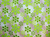 Bent Banani 100% Cotton Fabric Green 4