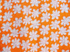 Bent Banani 100% Cotton Fabric Orange 4