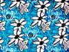 Bent Banani 100% Cotton Fabric Blue 3
