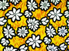 Bent Banani 100% Cotton Fabric Yellow 4