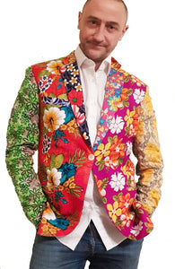 Unique Floral Jacket