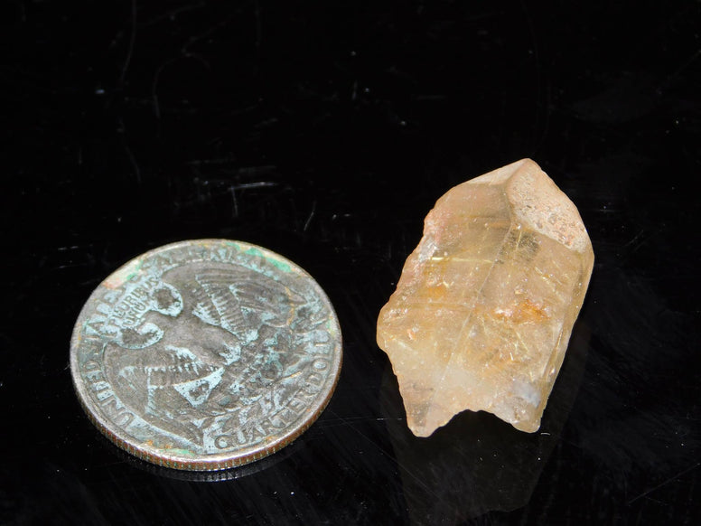 Rutilated Quartz - Moroccan Village