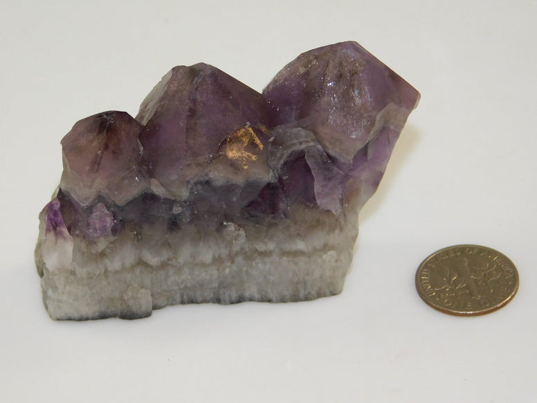 "Enchanted Valley Chevron Amethyst ""auralite"" - Moroccan Village"