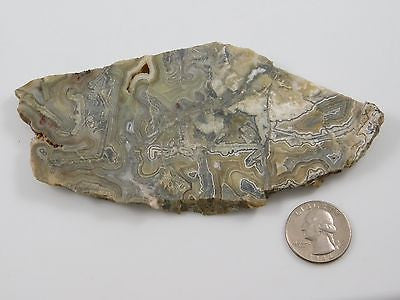 Crazy Lace Agate Slab from Mexico - Moroccan Village