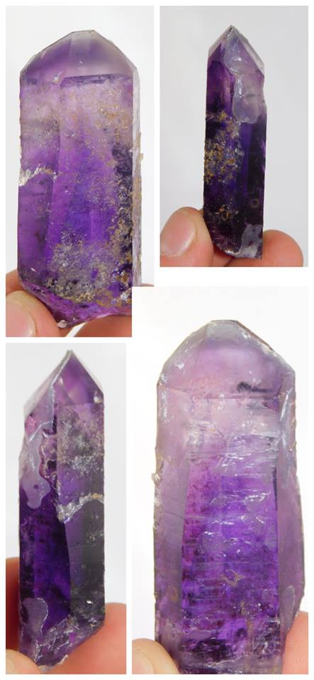 Brandberg Amethyst Point - Moroccan Village