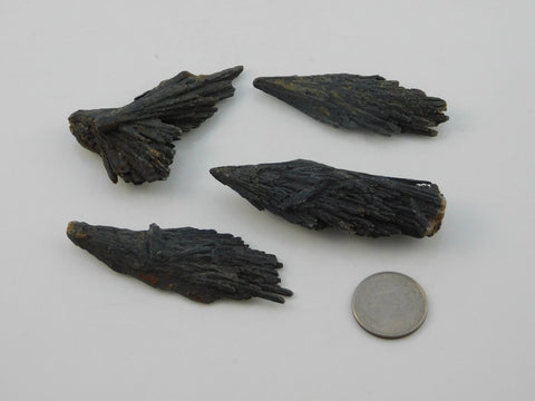 Black Kyanite Lot - Moroccan Village