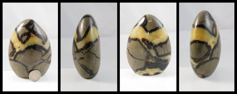 Septarian Mantle Piece - Moroccan Village