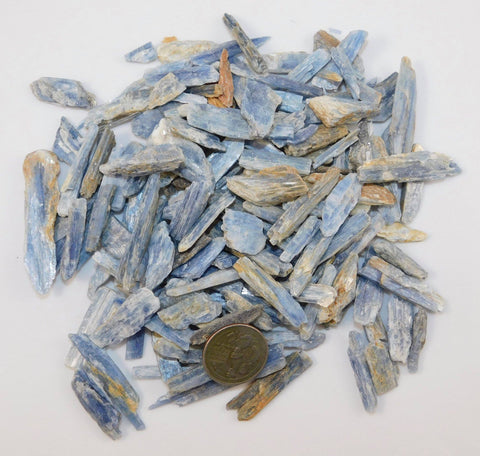 Blue Kyanite Lot - Moroccan Village