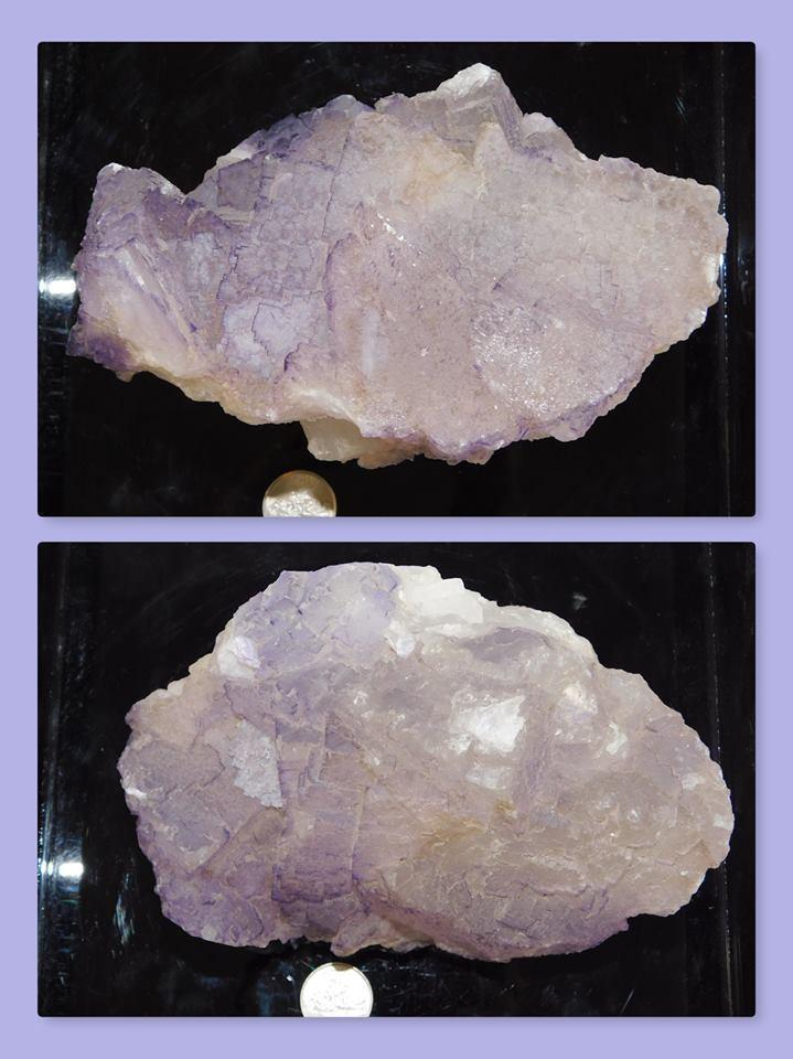 Purple Fluorite - Moroccan Village