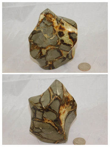 Septarian Flame