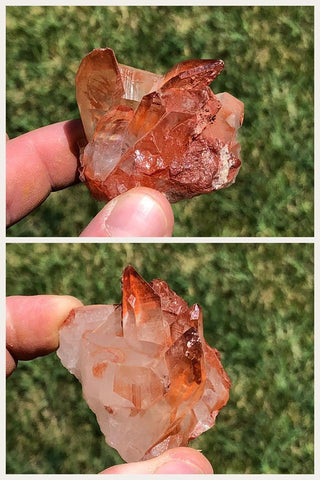 Red Quartz - Moroccan Village