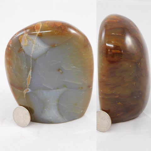 Carnelian Mantle Piece - Moroccan Village