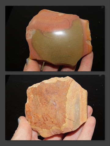 Polychrome Jasper *Face Polished - Moroccan Village