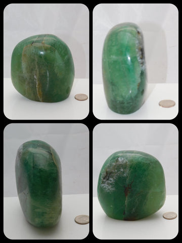 Fluorite Mantle Piece - Moroccan Village