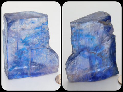Blue Halite - Moroccan Village