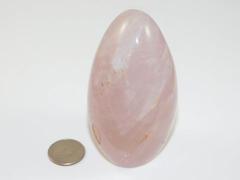 Rose Quartz Mantle Piece - Moroccan Village