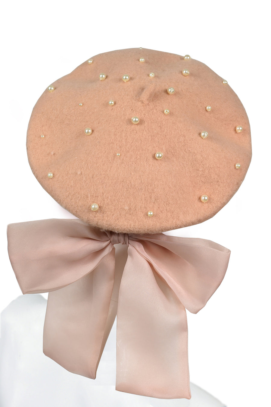 Cesaire beret with bow ! NEW !