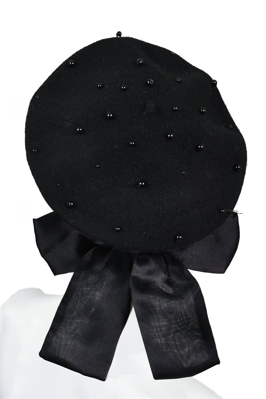 Dumas beret with bow ! NEW !