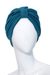 EXELMANS Green Turban in Cotton