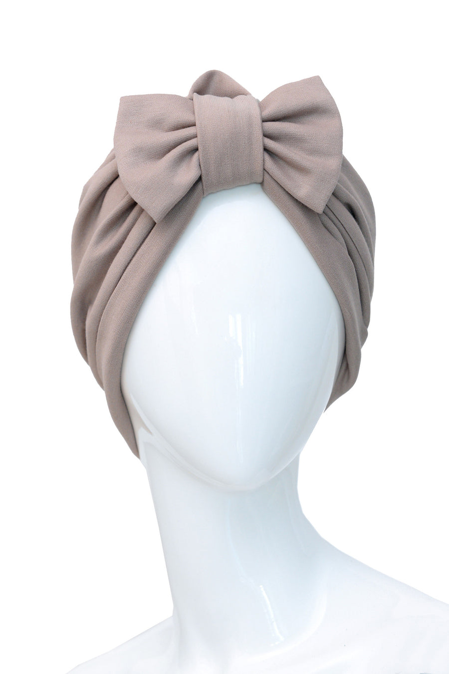 QUAI DE LA RAPEE grey turban for women