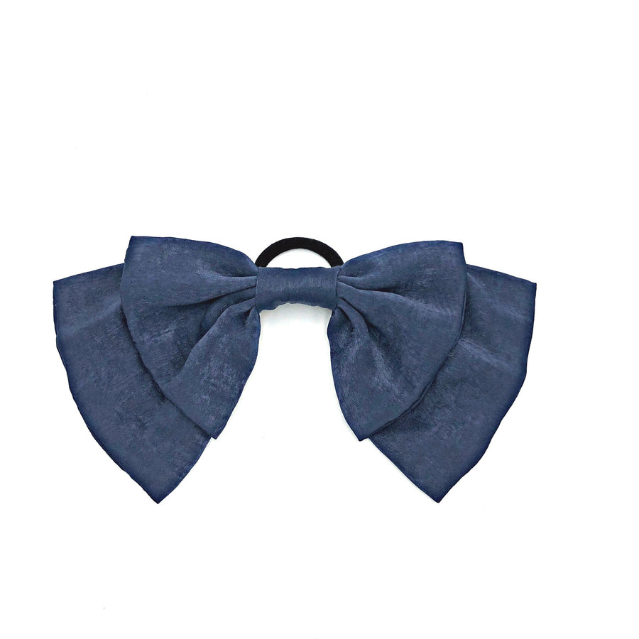 GASPARD ! NEW HAIR BOW TIE !