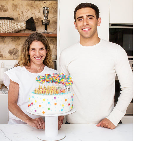 The Surprise Cake Story