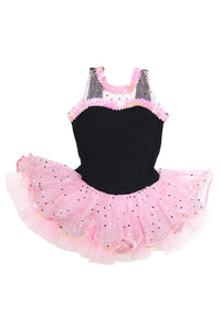 Girls' Spotlight Costume Dress Leotard