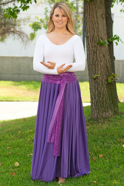 Adult Plus Size Liturgical 540 Degree Skirt