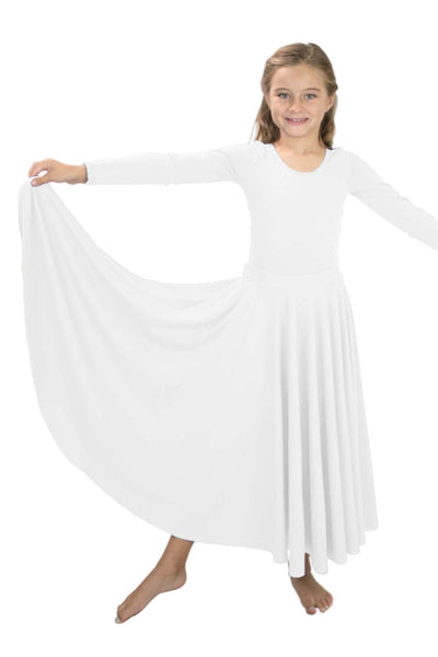 Girls' Liturgical 540 Degree Skirt