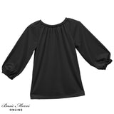 Liturgical Long Sleeve Tunic Top | Adults