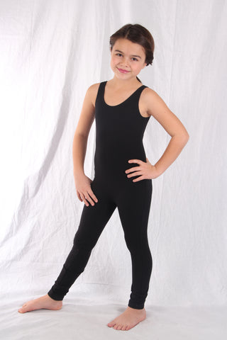 Girls' Tank Unitard
