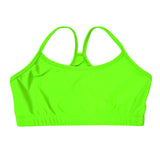 Girls' Microfiber Bra Top