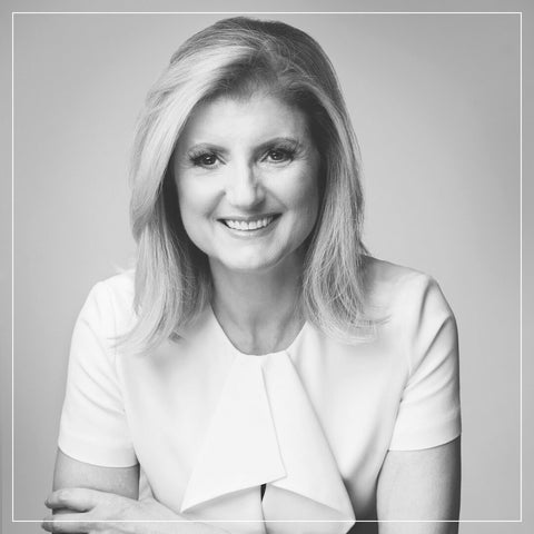 Arianna Huffington-Morning routines of successful women-Rani & Co. feminist blog