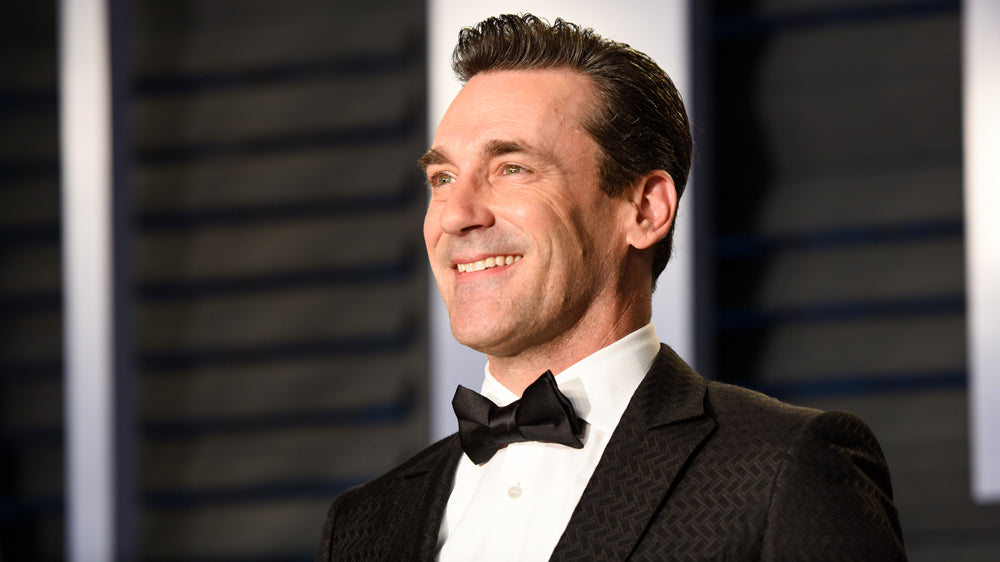 Celebrity men who call themselves feminists -jon Hamm - Rani & Co.