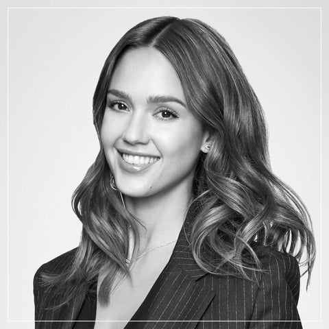 Jessica Alba-Morning routines of successful women-Rani & Co. feminist blog