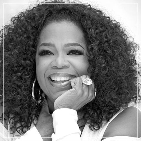 Oprah Winfrey- Morning routines of successful women-Rani & Co. feminist blog