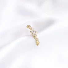 Sparkle Ear Cuff Earring (Gold)