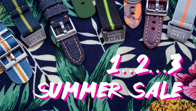 summer sale is here!