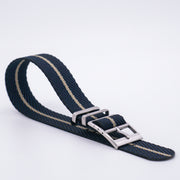 StrapoBELT 2.0 Adjustable Nato Black/Gobi Sand