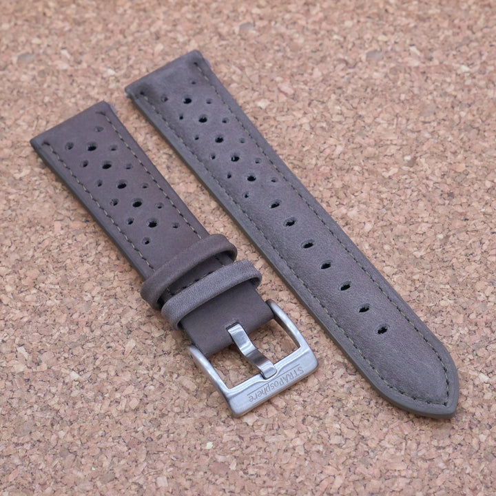 RALLY 3.0 Mink Grey StrapoLEATHER 20/22mm