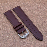 StrapoLEATHER CLASSIC 2.0 Merlot Red