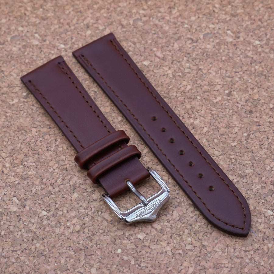 CLASSIC 2.0 Merlot Red StrapoLEATHER 20/22mm