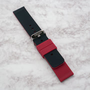 StrapoDUO Reversible Crimson/Black