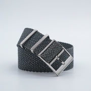 Ash Grey StrapoBELT 3.0 Adjustable Perlon 20/22mm