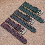 StrapoLEATHER ITALIAN Umber Brown