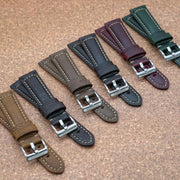 StrapoLEATHER ITALIAN 2.0 Walnut Brown