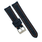 StrapoDENIM Dark Indigo with Orange Stitching (Special Edition)