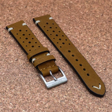 RALLY Oak Brown StrapoLEATHER 20/22mm